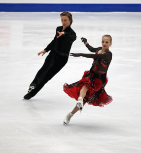 How Ice Dancing Built my Money Muscles