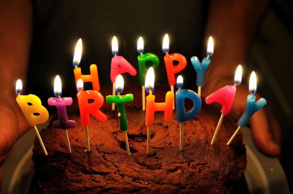 It's My Birthday, Celebrate with Me