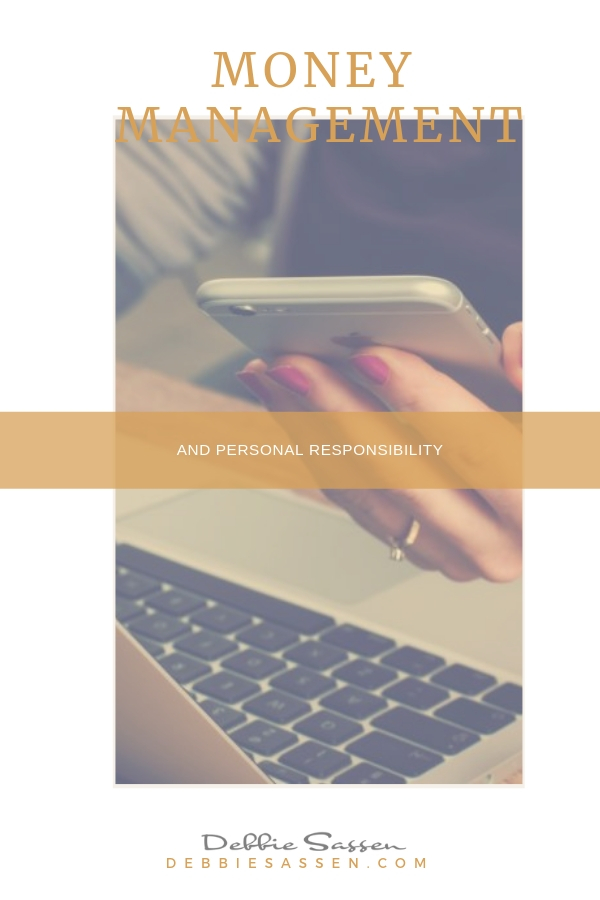 money management and personal responsibility