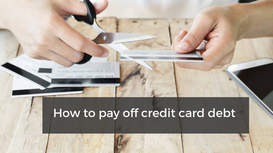 How to pay off credit card debt and go on holiday too