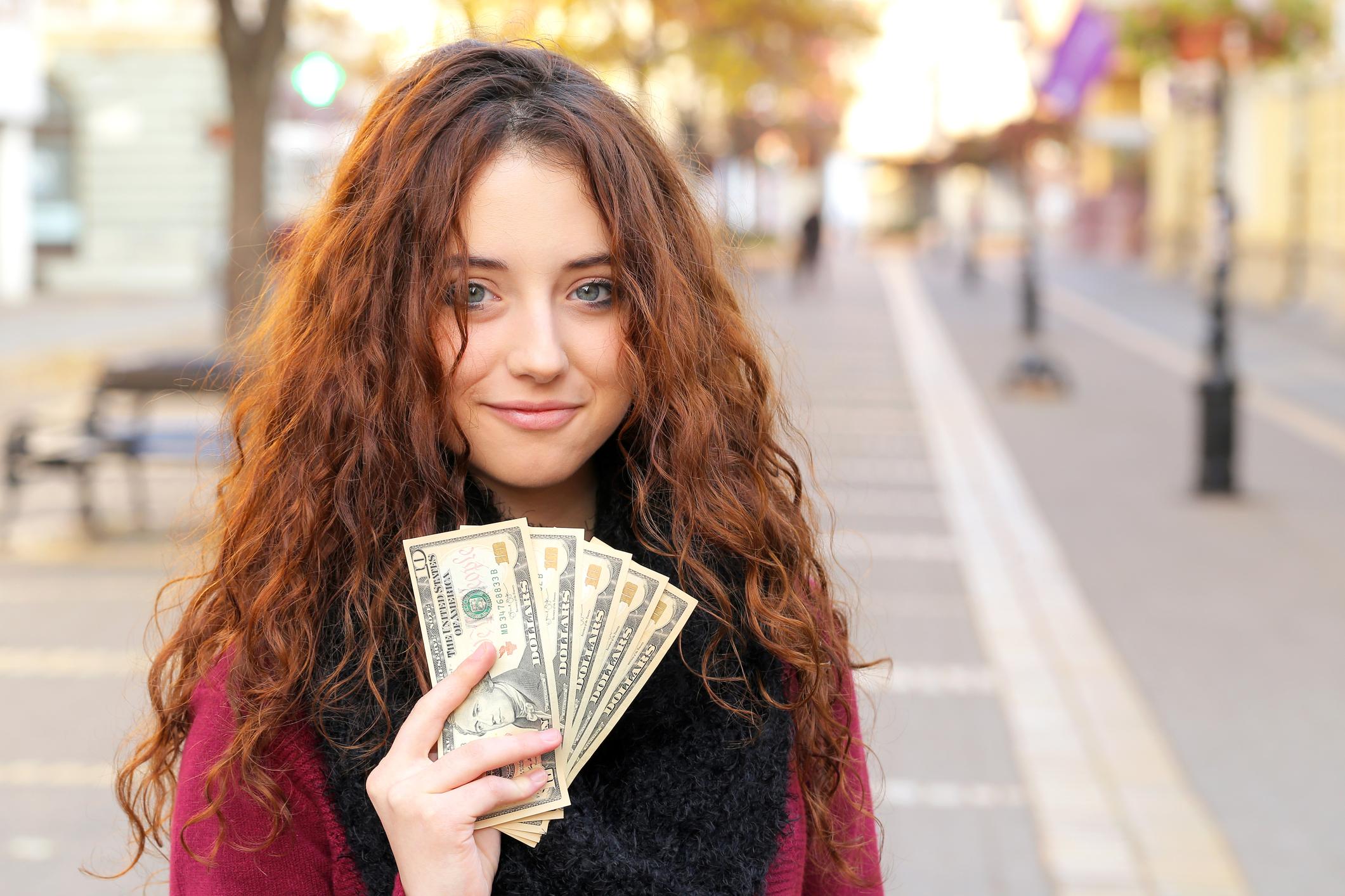 teens money