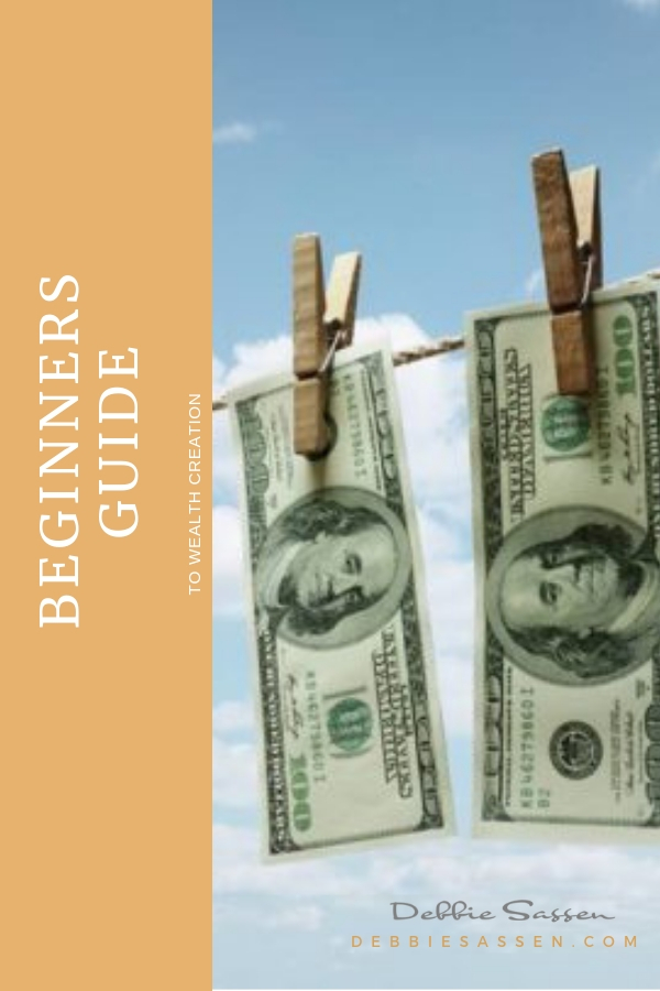 BEGINNERS GUIDE TO WEALTH CREATION