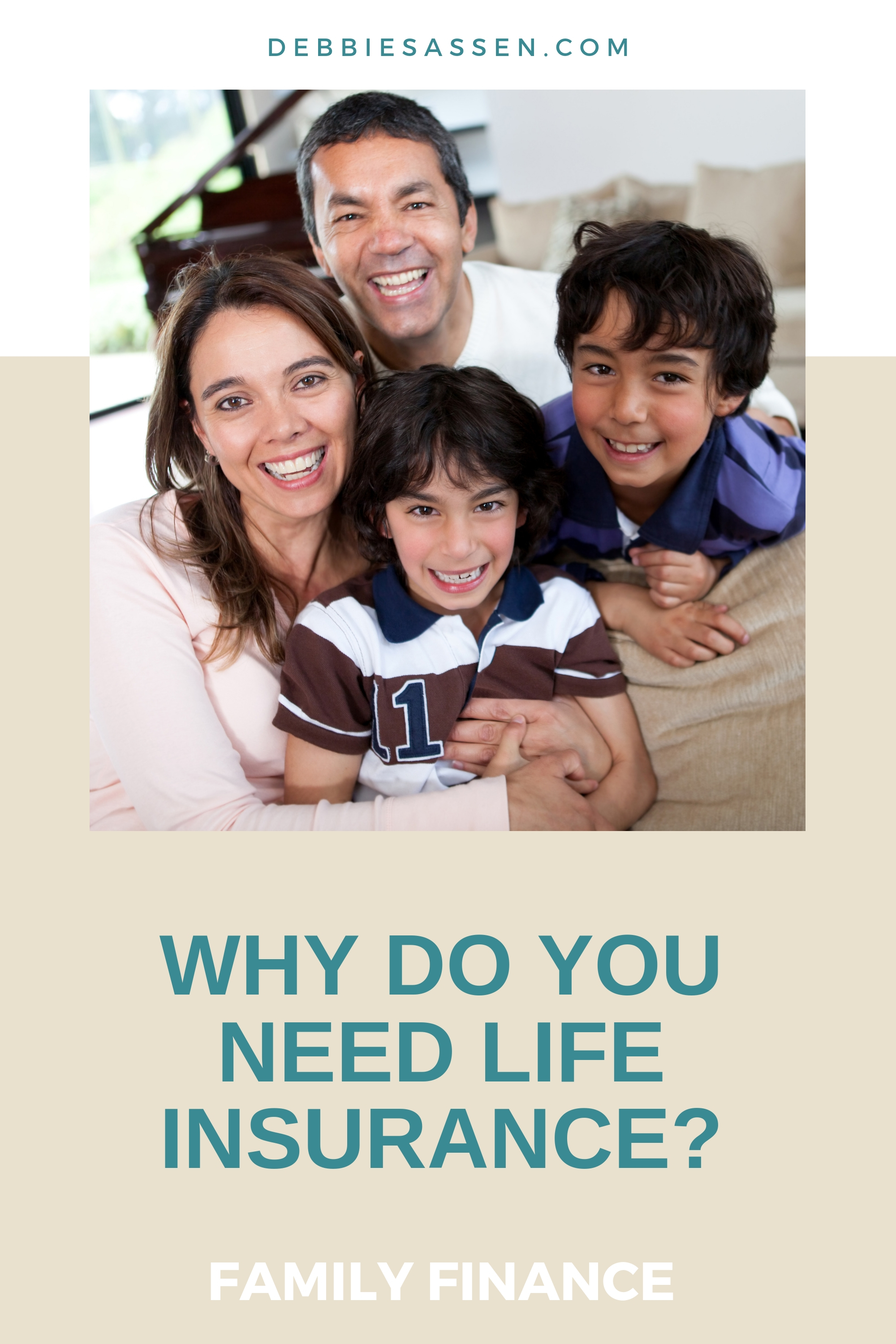 Why do you need insurance Pin - Debbie Sassen