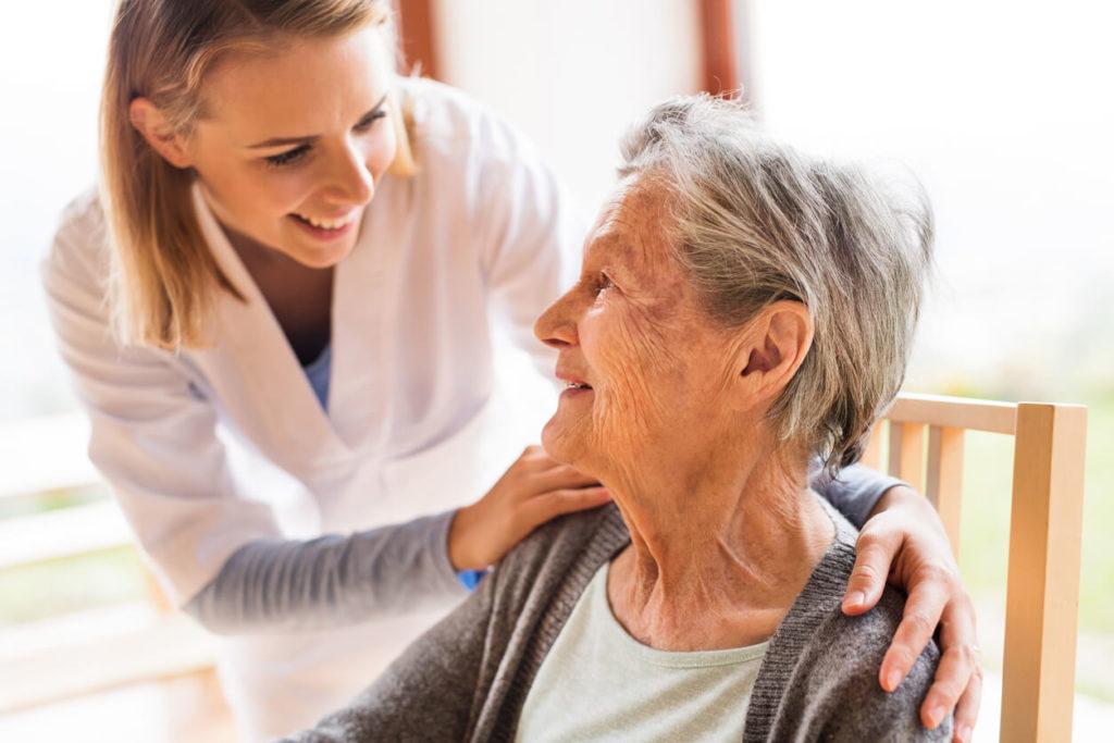 Long-term nursing care insurance