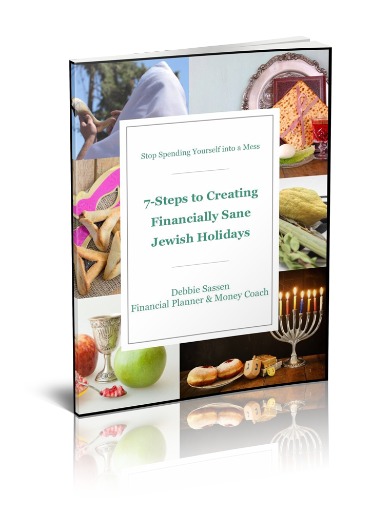 7 Steps to Creating Financially Sane Jewish Holidays