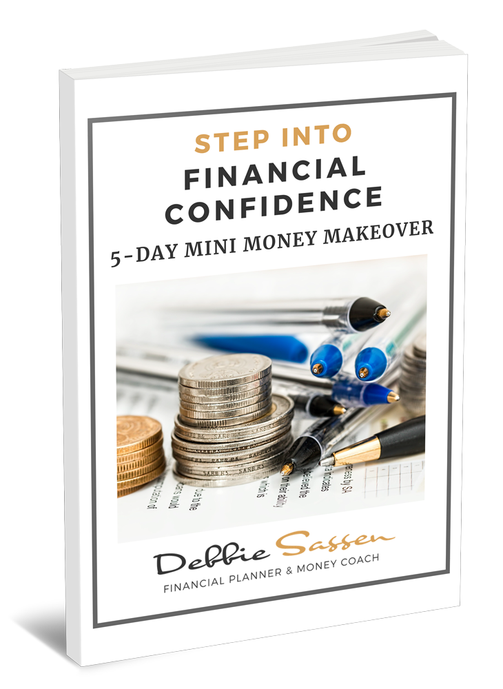 Step Into Financial Confidence 5-Day Mini Money Makeover