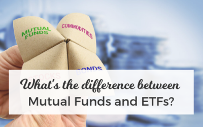 What's the Difference Between a Mutual Fund and an ETF?