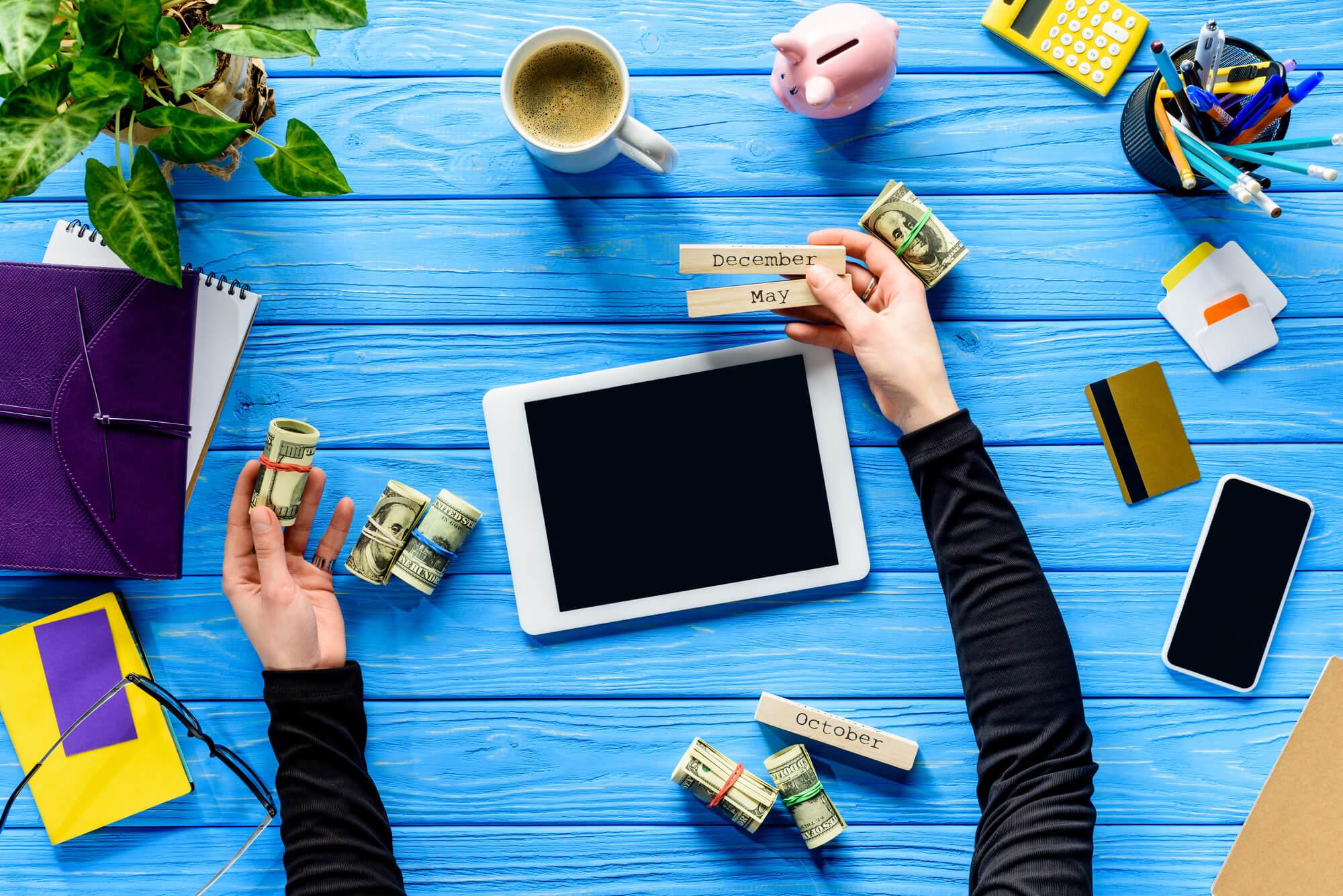 Saving vs. Investing vs. Spending