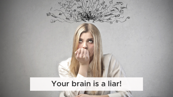 Your brain is a liar