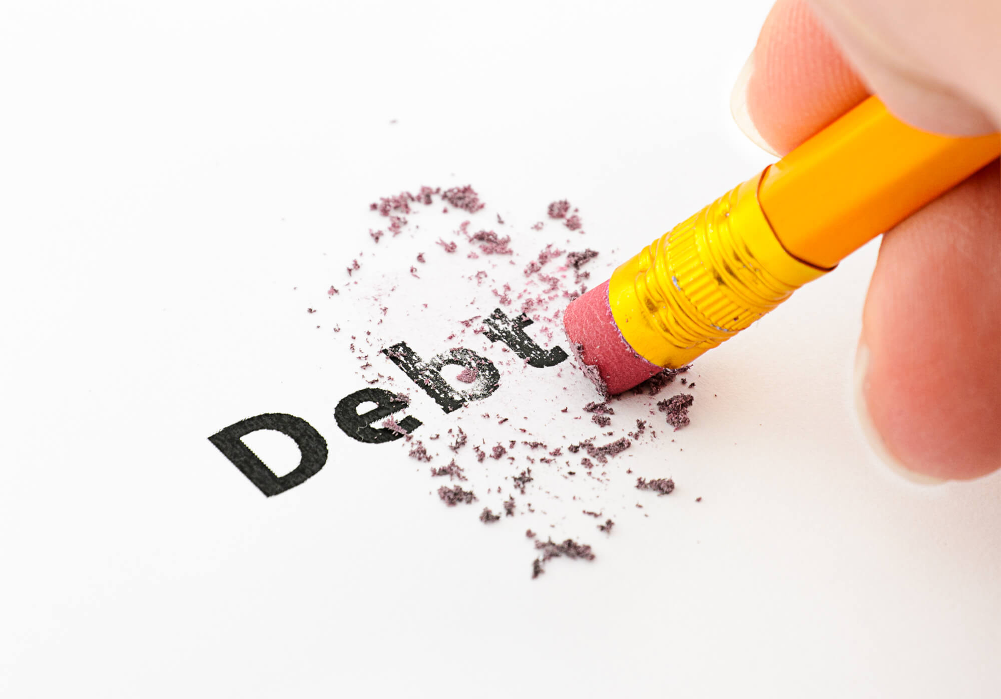 there's no such thing as bad debt